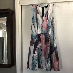Mossimo Sleeveless v-neck Dress